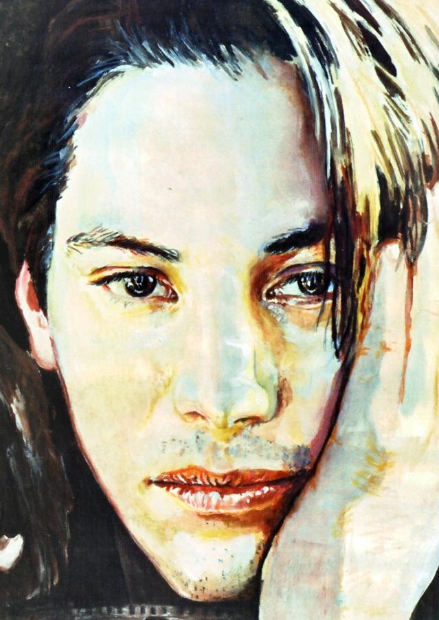 Keanu Reeves par Kerstin